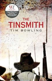 Cover art for THE TINSMITH