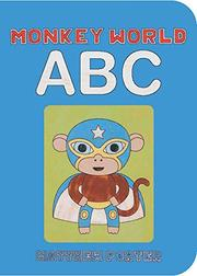 Cover art for MONKEY WORLD ABC