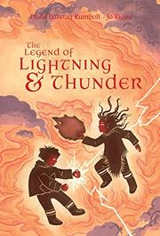 THE LEGEND OF LIGHTNING AND THUNDER by Paula Ikuutaq Rumbolt