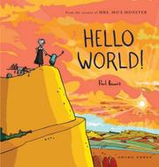 HELLO WORLD! by Paul Beavis