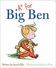 A+ FOR BIG BEN by Sarah Ellis