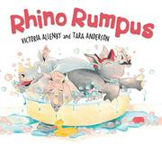 RHINO RUMPUS by Victoria Allenby