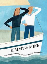 KIMMY & MIKE by Dave Paddon