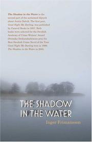 THE SHADOW IN THE WATER by Inger Frimansson