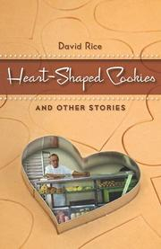 HEART-SHAPED COOKIES by David Rice