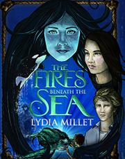 Book Cover for THE FIRES BENEATH THE SEA