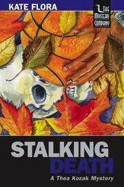 STALKING DEATH by Kate Flora