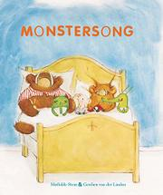 Book Cover for MONSTERSONG