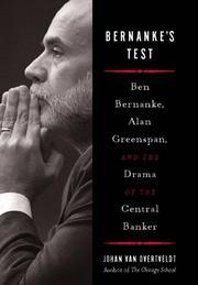 BERNANKE'S TEST by Johan  Van Overtveldt