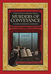 MURDERS OF CONVEYANCE by Jeanne  Burrows-Johnson