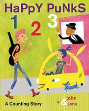 HAPPY PUNKS 1 2 3 by John Seven