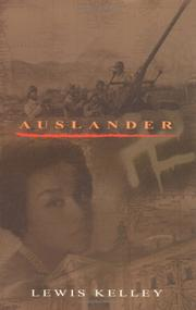 AUSLANDER by Lewis Kelley