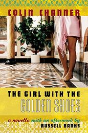 Cover art for THE GIRL WITH THE GOLDEN SHOES