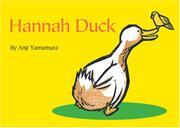 HANNAH DUCK by Anji Yamamura