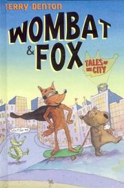 WOMBAT & FOX by Terry Denton