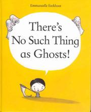 Cover art for THERE'S NO SUCH THING AS GHOSTS!