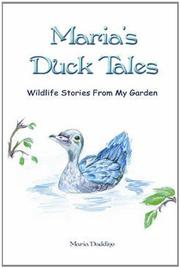 Book Cover for MARIA'S DUCK TALES