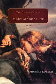 Book Cover for THE SECRET GOSPEL OF MARY MAGDALENE