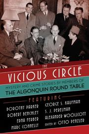 THE VICIOUS CIRCLE by Otto Penzler