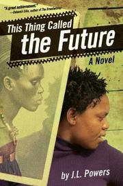 Book Cover for THIS THING CALLED THE FUTURE