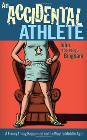 Book Cover for AN ACCIDENTAL ATHLETE