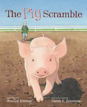 Book Cover for THE PIG SCRAMBLE