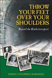 Book Cover for THROW YOUR FEET OVER YOUR SHOULDERS