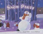 Book Cover for SNOW PARTY