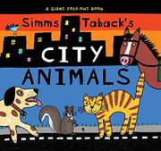 Cover art for SIMMS TABACK'S CITY ANIMALS