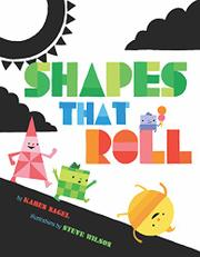 Book Cover for SHAPES THAT ROLL
