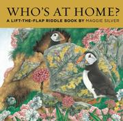 Cover art for WHO'S AT HOME?
