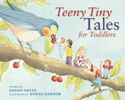 Book Cover for TEENY TINY TALES FOR TODDLERS