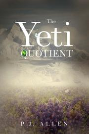 THE YETI QUOTIENT by P.J. Allen
