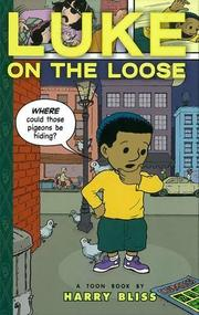 Book Cover for LUKE ON THE LOOSE