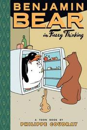 Cover art for BENJAMIN BEAR IN FUZZY THINKING
