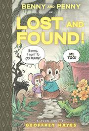 BENNY AND PENNY IN LOST AND FOUND by Geoffrey Hayes