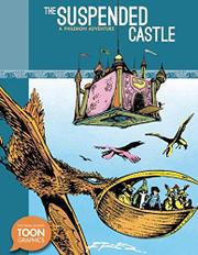 THE SUSPENDED CASTLE by Fred