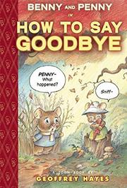 BENNY AND PENNY IN HOW TO SAY GOODBYE by Geoffrey Hayes