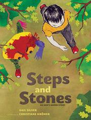 Book Cover for STEPS AND STONES
