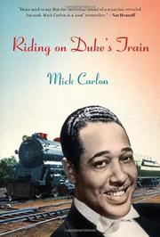 Cover art for RIDING ON DUKE'S TRAIN