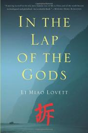 IN THE LAP OF THE GODS by Li Miao Lovett