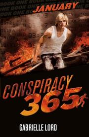 CONSPIRACY 365 by Gabrielle Lord