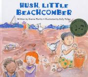 Book Cover for HUSH, LITTLE BEACHCOMBER