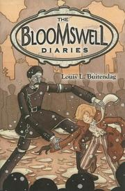Cover art for THE BLOOMSWELL DIARIES