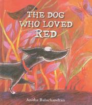 Book Cover for THE DOG WHO LOVED RED