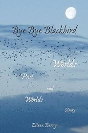 Book Cover for BYE BYE BLACKBIRD