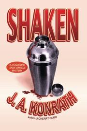 Cover art for SHAKEN