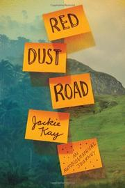 Cover art for RED DUST ROAD