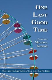 Book Cover for ONE LAST GOOD TIME