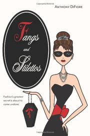 Book Cover for FANGS AND STILETTOS